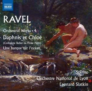 Ravel: Orchestral Works, Vol. 4 Product Image
