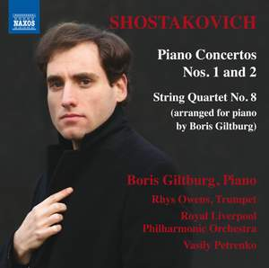 Shostakovich: Piano Concertos Nos. 1 & 2 Product Image