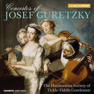 Concertos of Josef Guretzky