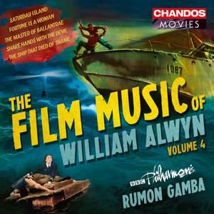 The Film Music of William Alwyn, Volume 4
