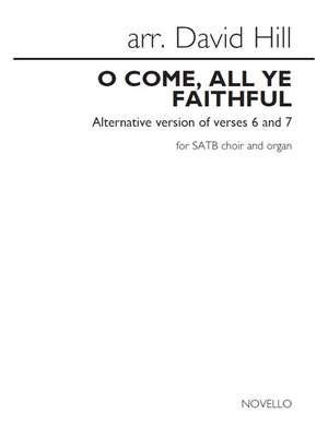 David Hill: O Come, All Ye Faithful