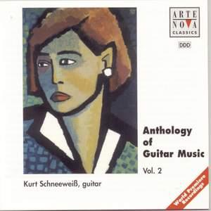 Anthology Of Guitar Music Vol. 2