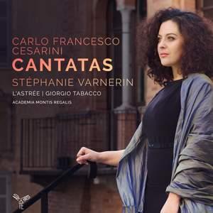 Carlo Francesco Cesarini: Cantatas Product Image