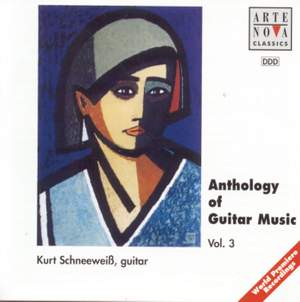 Anthology Of Guitar Music Vol. 3