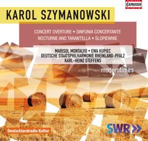 Karol Szymanowski: Modern Times Product Image