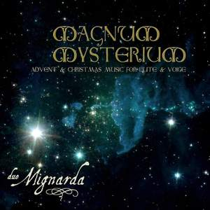 Magnum mysterium: Advent & Christmas Music for Lute & Voice