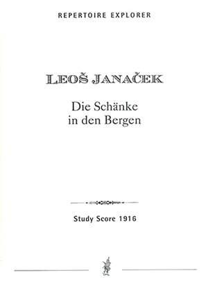 Janacek, Leos: Na Soláni Čarták for male chorus and orchestra (1911, revised 1920)
