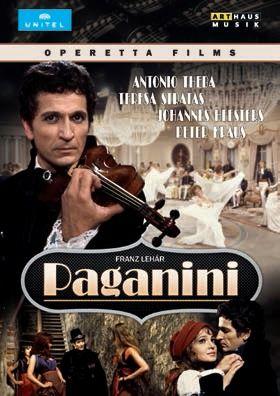 Lehár: Paganini