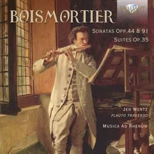 Boismortier: Flute Sonatas & Suites