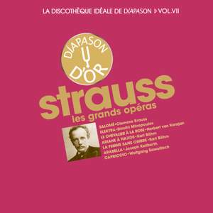 Richard Strauss: Les Grands Operas Product Image