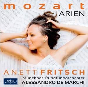Mozart: Arien