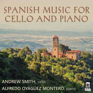 Spanish Music for Cello and Piano
