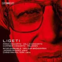 Ligeti: Concertos