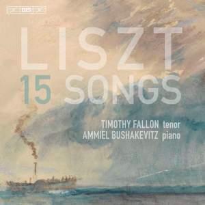 Liszt: 15 Songs