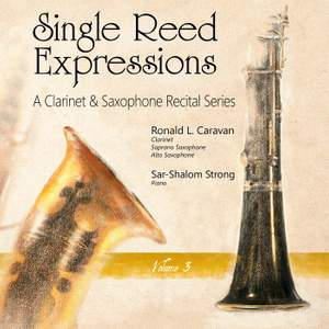 Single Reed Expressions, Vol. 3 Product Image