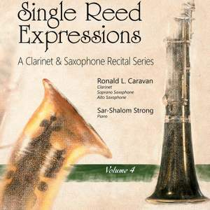 Single Reed Expressions, Vol. 4 Product Image