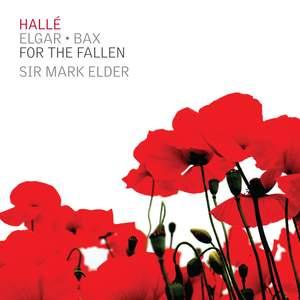 For the fallen: Elgar & Bax