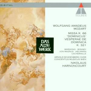 Mozart: Missa Solemnis 'Dominicus'