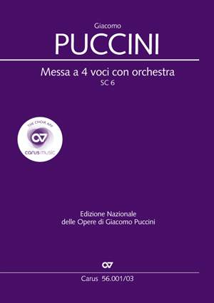 Giacomo Puccini: Messa di Gloria SC6