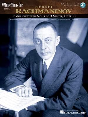 Sergei Rachmaninov: Rachmaninov Concerto No. 3 in D Minor, Op. 30