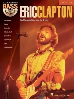 Eric Clapton Product Image