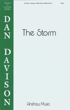 Dan Davison: The Storm Product Image
