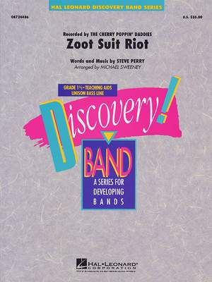 Steve Perry: Zoot Suit Riot
