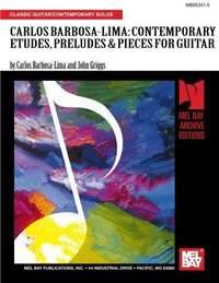 Carlos Barbosa-Lima: Contemporary Etudes Preludes &