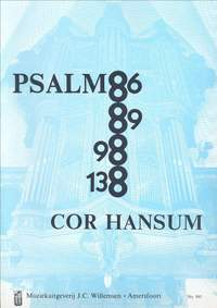 Hansum: Psalm 86 89 98 138