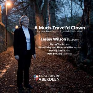A Much-Travel'd Clown Product Image