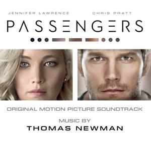 Passengers (Original Motion Picture Soundtrack) Product Image
