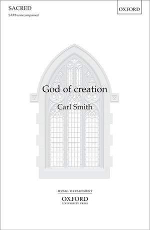 Smith, Carl: God of creation