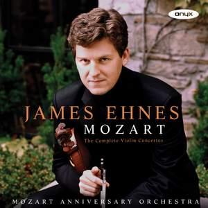 Mozart: Complete Violin Concertos Nos. 1-5