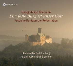 Telemann: Ein feste Burg Product Image