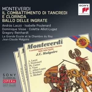 Monteverdi: Il Combattimento di Tancredi e Clorinda, Il ballo delle ingrate