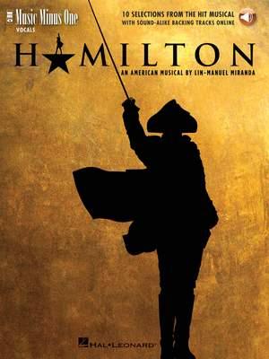 Miranda, Lin-Manuel: Hamilton: Music Minus One (online audio)