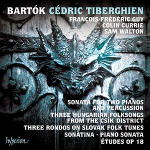 Bartók: Sonata for two pianos and percussion