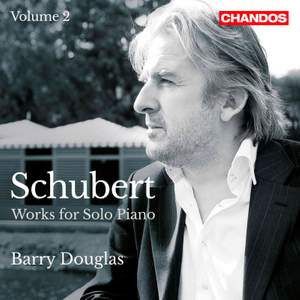 Schubert: Works for Solo Piano Vol. 2