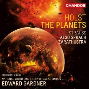 Edward Gardner conducts Holst & Richard Strauss