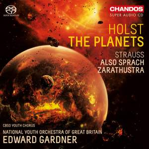 Edward Gardner conducts Holst & R. Strauss - Vinyl Edition