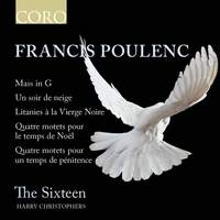 The Sixteen sing Poulenc