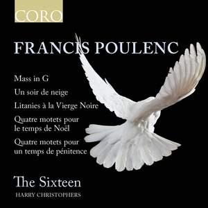 The Sixteen sing Poulenc