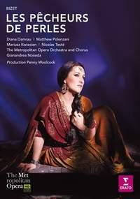 Bizet: Les Pêcheurs de Perles (Blu-ray)