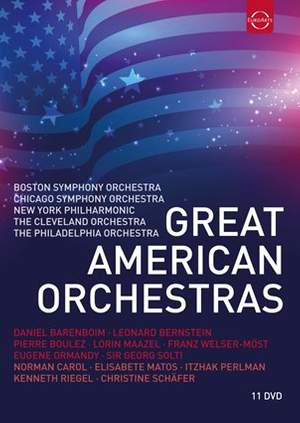 Great American Orchestras - The Big 5 Box