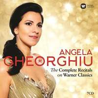 Angela Gheorghiu: The Complete Recitals on Warner Classics