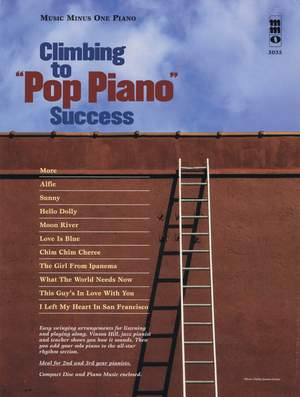Climbing to Pop Piano Success Product Image