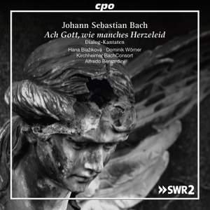 JS Bach: Dialog-Kantaten Product Image