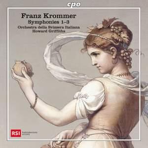 Krommer: Symphonies Nos. 1-3