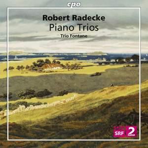 Radecke: Piano Trios Product Image