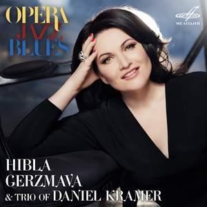 Hibla Gerzmava - Opera, Jazz, Blues